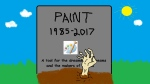 Microsoft's Paint program is not going away, the company says. (Josh K. Elliott)