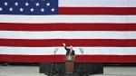 U.S. President Donald Trump at the 2017 National Boy Scout Jamboree in Glen Jean, W.Va., on July 24, 2017. (Steve Helber / AP)