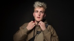 In this Jan. 22, 2017, file photo, Jake Paul poses for a portrait at the Music Lodge during the Sundance Film Festival in Park City, Utah. (Photo by Taylor Jewell/Invision/AP, File)