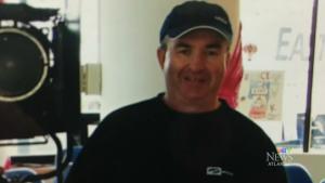 Greg MacDonald, 59, was pronounced dead on Saturday afternoon at Port Hood Beach in Nova Scotia.