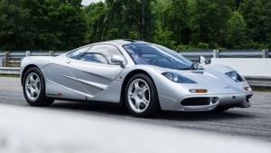 This McLaren F1 is going up for sale at Bonhams Quail Lodge event. (Courtesy Bonhams)