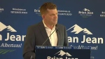 Brian Jean running for UCP leader
