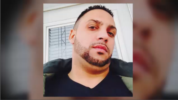 Sofiane Ghazi, 37, will face changes Tuesday afternoon after allegedly stabbing his pregnant girlfriend with a BBQ fork, leading to the death of the fetus shortly after he was delivered via C-section. (CTV Montreal)