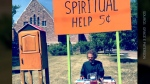 CTV News Channel: Booth serving spirituality