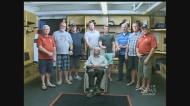 CTV Windsor: Hockey trainer retiring