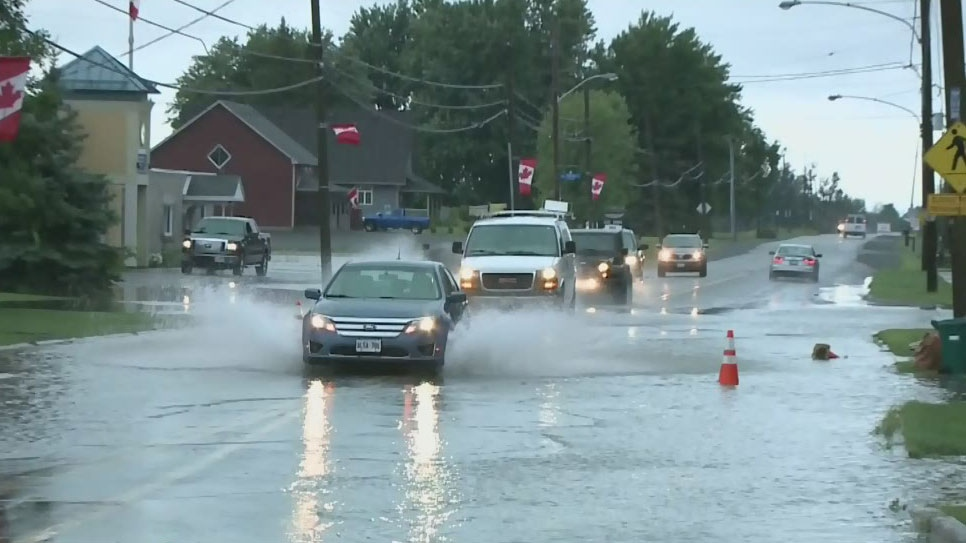 Heavy rainfall warnings issued for Southern and Central Ontario