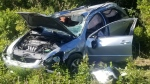 One person was seriously injured in a single-vehicle crash on Highway 54 in Brant County. (Brant County OPP)