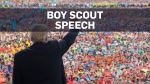 Trump delivers controversial speech to Boy Scouts