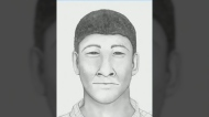 Police release sketch of sexual assault suspect