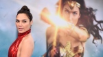 "In this May 25, 2017 file photo, Gal Gadot arrives at the world premiere of ""Wonder Woman"" in Los Angeles. (Photo by Jordan Strauss/Invision/AP, File)"
