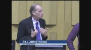 Councillor Bill Armstrong at City Hall on Tuesday, July 25, 2017. (Daryl Newcombe / CTV London)