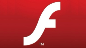 Flash logo (Adobe)