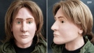 OPP have released a new clay facial reconstruction in hopes of identifying human remains recovered in Algonquin Park in 1980.