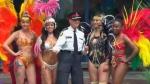 Toronto police Caribbean Carnival kick off