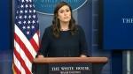 Press Secretary Sarah Huckabee Sanders