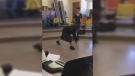 Sponsler was charged in February after allegedly performing a cartwheel in which she exposed herself during a high school choir class in Pawhuska, near Oklahoma. (YouTube)