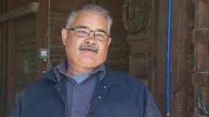 Manitoba resident Gordon Goldsborough