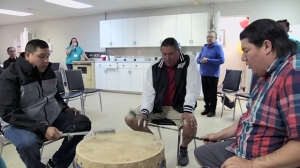 Teaching youth Indigenous traditions