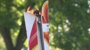 Canada Games' torch paraded around Winnipeg