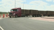 New Balgonie roundabout opens to traffic