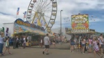 K-Days is an annual 10-day exhibition held in Edmonton at the end of July.