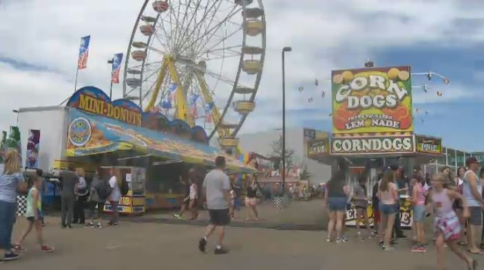 U S  midway provider closes Fire Ball rides in Canada after Ohio