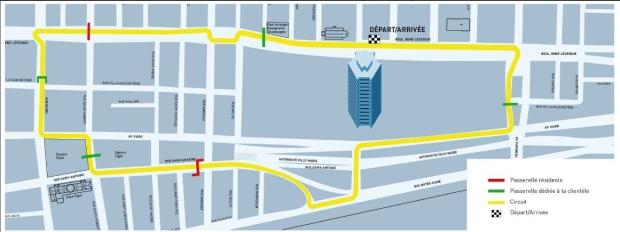 ePrix race closures