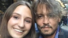 Johnny Depp spotted at Vancouver bar