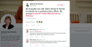 "Ottawa-Vanier MPP Nathalie Des Rosiers tweeted Wednesday night that Abdirahman Abdi was ""murdered by a careless police officer."" (Twitter)"