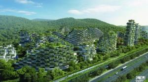 Liuzhou Forest City, Stefano Boeri Architetti (Stefano Boeri Architetti Milan/Shanghai)