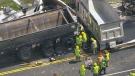 CTV News Channel: Fatal crash on Ont. highway