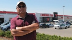 Kamo Cappo is speaking out after staff accused him of stealing at a Canadian Tire store in east Regina. Cappo claims he was discriminated against because he's Indigenous.