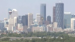 CTV Calgary: Hot and smoky conditions in Calgary