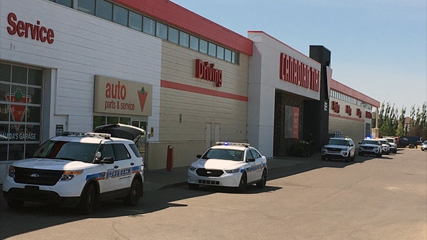 Canadian Tire police