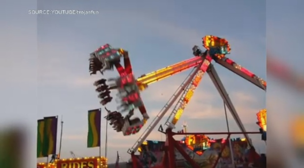 Fire Ball ride had safety issues earlier this year, documents show