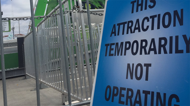 The PNE has voluntarily shut down The Beast for additional inspections following a fatal malfunction on a similar ride in Columbus, Ohio. July 27, 2017.