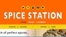 The Spice Station is coming under fire for an English-only website.