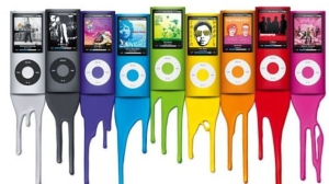 iPod Nano Generation 4