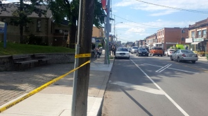 Toronto police are responding to a stabbing in Toronto's Oakwood Village neighbourhood.