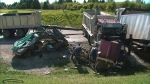 crash, sutton, highway 48