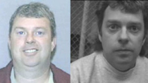 U.S. wanted poster for Kevin Donald Kerfoot.