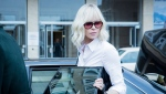 This image released by Focus Features shows Charlize Theron in 'Atomic Blonde.' (Jonathan Prime/Focus Features via AP)