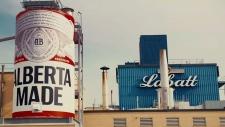 Labatt factory
