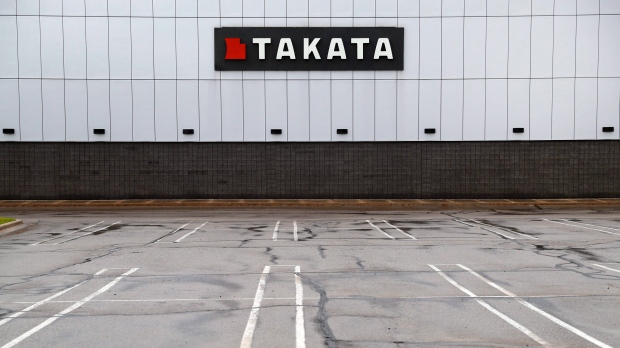 Defective Takata airbag blamed in death of Holiday woman
