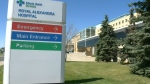 Royal Alexandra Hospital in Edmonton