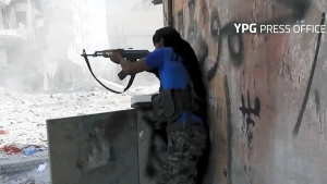 ISIS fighters changing strategy as ground war is l