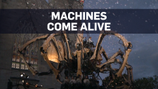 La Machine's massive monsters descend on Ottawa