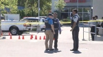One injured in brazen daylight shooting in Surrey