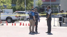 One injured in brazen daylight shooting in Surrey