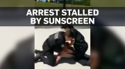 sunscreen arrest